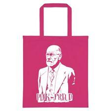 Tote Bag Freud Pink 38x42cm