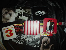 Van Halen 3 Gary Cherone Of Extreme 1998 Limited Edition Cd & Tin Stickers Cards