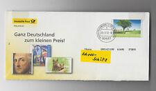 PLUSBRIEF  - Friedrich der Große & Blaue Pferde - KOSTENLOS ER Versand