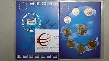 2017 Lussemburgo 8 monete 3,88 EURO luxembourg luxemburg letzebuerg Luxemburgo