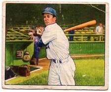 1950 Bowman #77 Duke Snider - VG