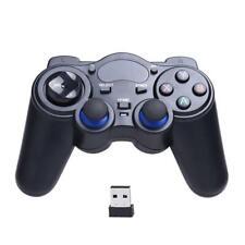 2.4 G Wireless Spiel Gamepad Joystick für Android TV Box Tabletten PC GPD  #SF