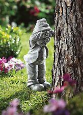 Gartenzwerg-Skulpturen aus Kunststein
