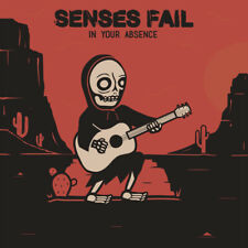 Senses Fail – In Your Absence - CD (2017) - Brand NEW and SEALED
