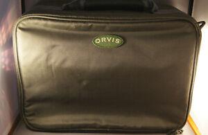 ORVIS VIPPERED REEL BAG