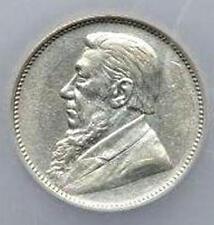 1895 S SOUTH AFRICA 1 S AU + DETAILS