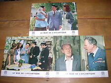"LOT 3 PHOTOS DU FILM ""LE MUR DE L'ATLANTIQUE"" / BOURVIL / 3 / BON ETAT"