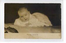 (Sa057-182)  Royalty Netherlands, Prinses Juliana c1900,unused,VG