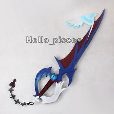 Exclusive Kingdom Hearts Riku's The way to Dawn Keyblade PVC Weapon Cosplay Prop
