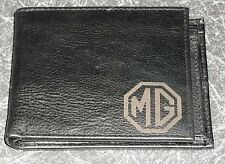 MG Leather Wallet MGB GT, MGA, TF ,MG ROADSTER (New Design) Fathers day