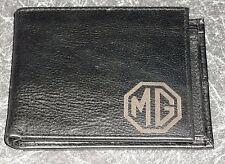 MG Leather Wallet MGB GT, MGA, TF ,MG ROADSTER (New Design)