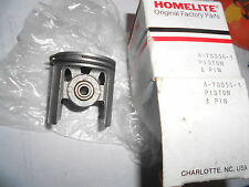 NOS Homelite 450 Chainsaw Piston,Pin&THICK Rings, #70056 OEM vintage chainsaw
