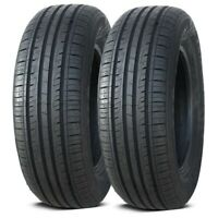 2 Lexani LXTR-203 205/60R16 92V All Season M+S Performance High Mileage Tires