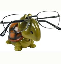 Turtle Eyeglasses Eye Glass Glasses Holder Stand Nose Rack Reading Specs Gift