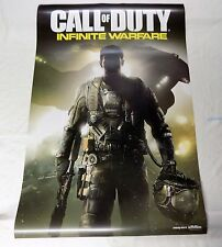 Call of Duty Modern Warfare Infinite Two Sided Poster New Activision XBOX PS4