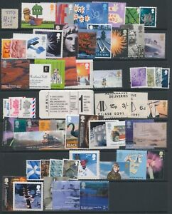 Cheap postage - MNH Face Value 73x1st/17xE/13x2nd. Free shipping worldwide