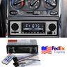 Blueteeth 1DIN Car Digital Audio USB SD FM MP3 Radio Stereo Player w/ Remote USA
