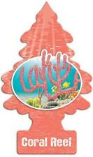 Little Trees Coral Reef Scent Tree Air Freshener- 24 Pack