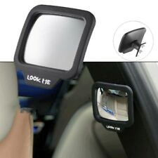 Cars Blind Spot Mirror 270° Adjustable Convex Wide Angle Auto Rear Seat Rearview