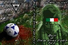 DVD THE BEST OF ITALIAN ULTRAS FIGHTS 5 (HOOLIGANS,RIOTS,CLASHES,ITALIA,ITALY)