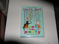 Death of the Party by Carolyn Hart (2005) SIGNED 1st/1st