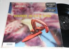 STRAVINSKY ANSERMET The Rite of Spring album vinyl NM-