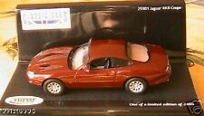 JAGUAR XKR COUPE 25301 VITESSE 1/43 BRITISH CAR NEW LIMITED EDITION CARNIVAL RED