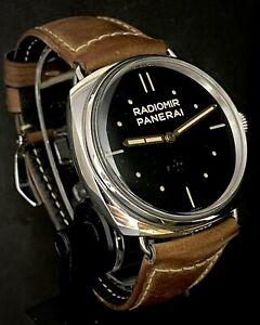 Panerai Radiomir SLC 3 Day Acciaio • PAM00425 • Full Set • Warranty to 2026