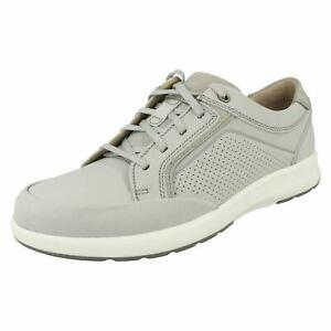 Mens Clarks Casual Lace Up Shoes Un Trail Form