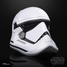 More details for black series stormtrooper 1st order star wars helmet 1:1 plus custom plaque