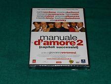 MANUALE D' AMORE 2 CAPITOLI SUCCESSIVI DI GIOVANNI VERONESI