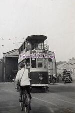 a0704 - Dover Tram 11 - photograph