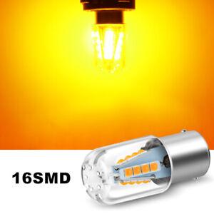 1156 1157 16SMD 8SMD LED Bulb BA15S BAY15D Car Brake Reverse Turn Signal Light