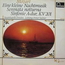 Mozart(Vinyl LP)Eine Kleine Nachtmusik-Fontana-894 041 ZKY-Netherlands-VG+/VG+
