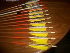 One Dozen Vintage Cedar  Arrows