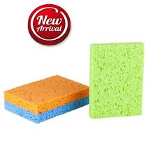 Thick Cellulose Cleaning Sponges Kitchen Cleaning Household Cleaning Soft Sponge