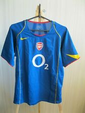 BOYS Arsenal London 2004/2005 away XL Nike shirt jersey maglia football soccer