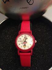 Disney Minnie Mouse Child's or Ladies Small Wrist Watch  NIB New Battery