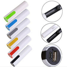 18650 Phone Mobile Charging Portable Power Bank Backup External Battery Charger
