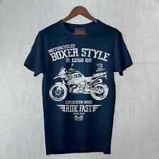 T-Shirt BMW R1250 GS Hp Exclusive Adventure Boxer Style Engine Motorrad Quality