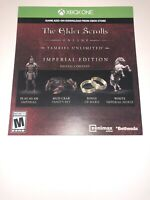 Xbox One Elder Scrolls Online Tamriel Unlimited DLC - Mud Crab, Imperial Play