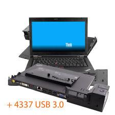 """Lenovo ThinkPad T430s i5-3320M 2.6GHz 8GB 180GB SSD 14"""" HD+  WebCam, UMTS"""