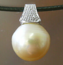 Pearl Not Enhanced White Gold Fine Jewellery