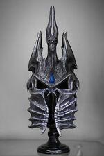 Original WoW World of Warcraft Helm of Domination Lich King Death Knights Helmet