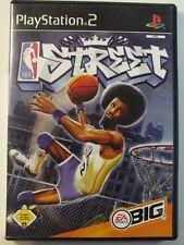 PLAYSTATION PS2 JEU NBA Street, utilisé mais BIEN