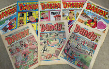 1980's DANDY COMICS  ****Deals Available for Mulitple Purchases****