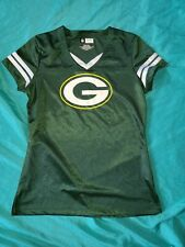 New listing Womens  Green Bay Packers NFL apparel Jersey Size Small