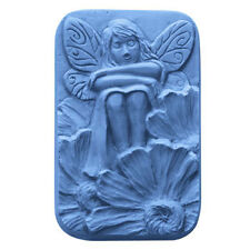 Fairy Soap Mold. Melt & Pour, Cold Process w/Instructions