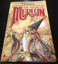 The Book of Merlyn by T.H. White (1987, Paperback, Reprint) SCI FI
