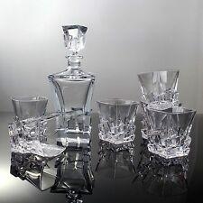 WHISKY SET, Bohemia Bleikristall, Modern, Herstellerland Tschechische Republik